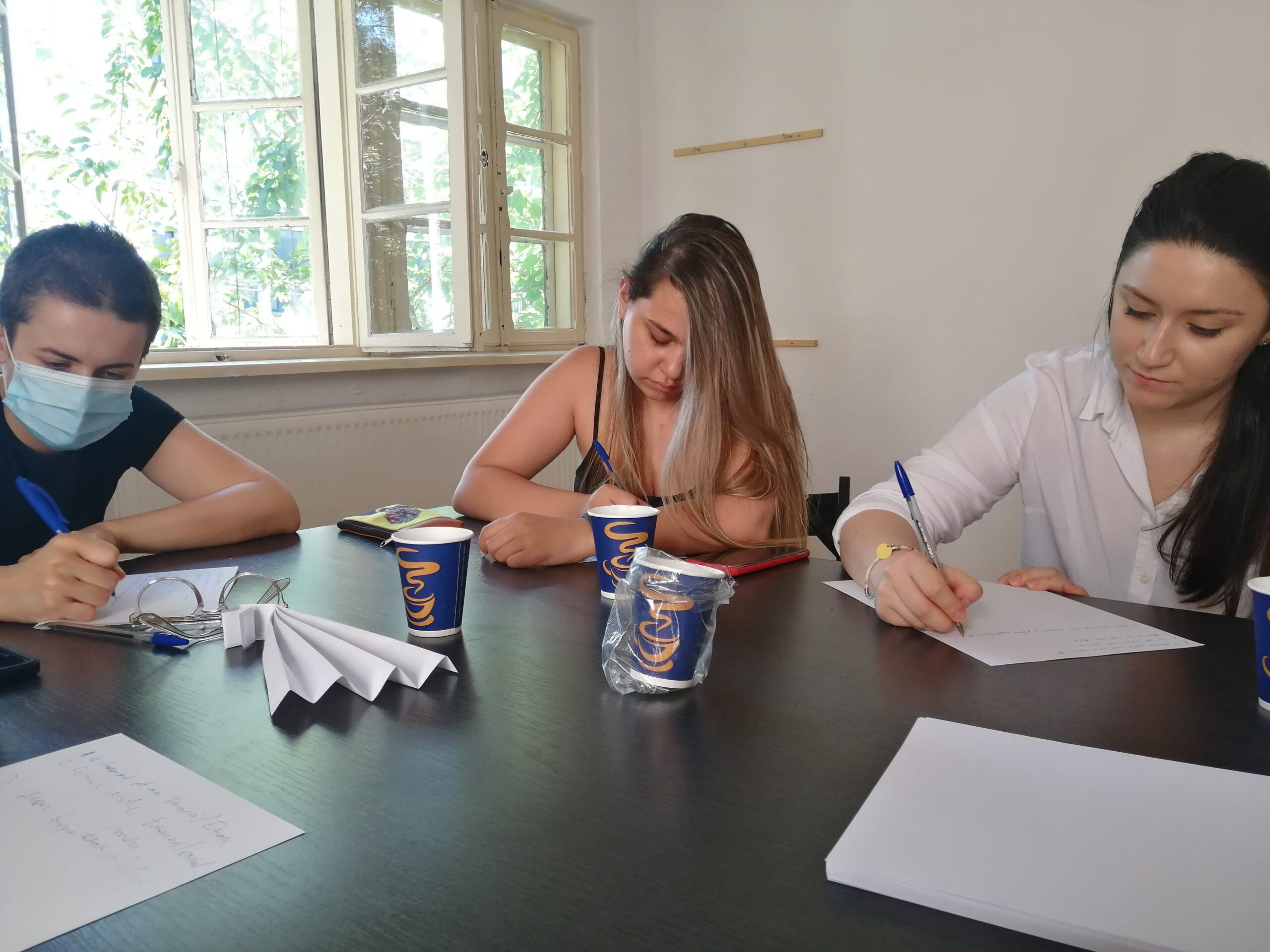 Atelier Bucuresti 1