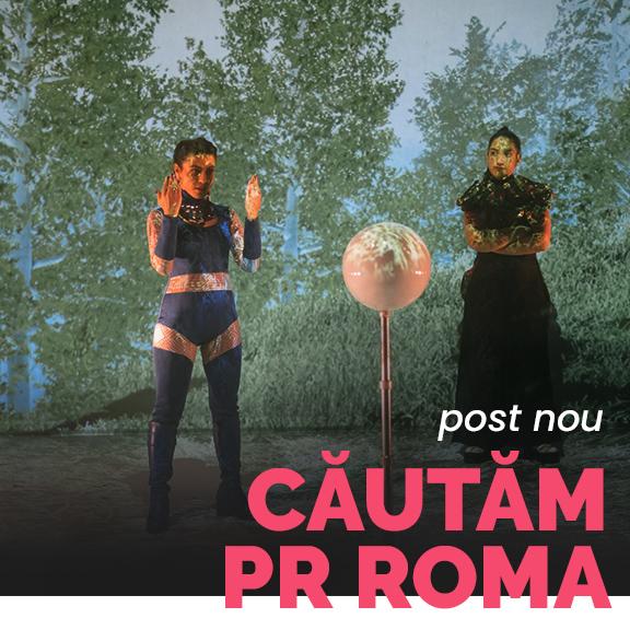 Roma PR wanted Giuvlipen